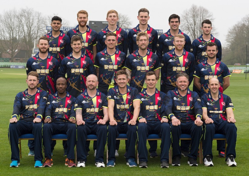 Gloucestershire v Kent Spitfires (Wed, 3pm)