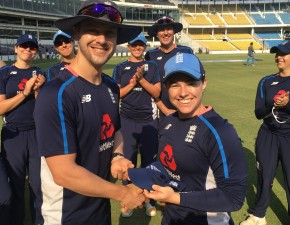 Tammy Beaumont earns 50th ODI cap