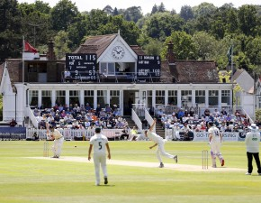 'Kent County Cricket Grounds' book now on sale