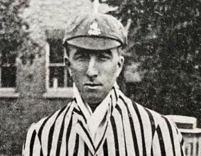 Lionel Troughton: Kent captain & Military Cross recipient