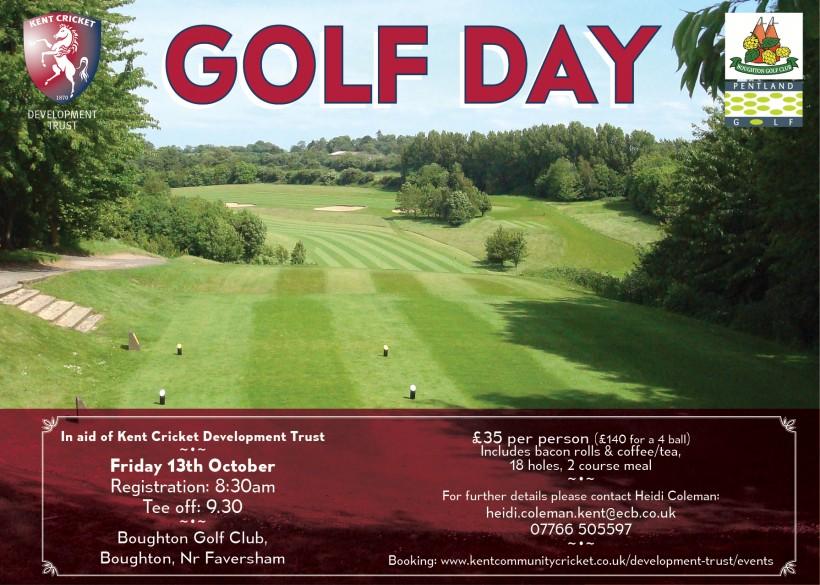 Development Trust Golf Day