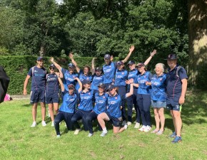 Kent Women end season on a high