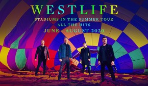 Westlife – Stadiums in the Summer Tour
