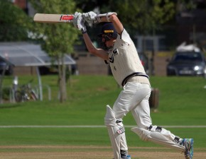 Crawley & Weatherley hit centuries in friendly