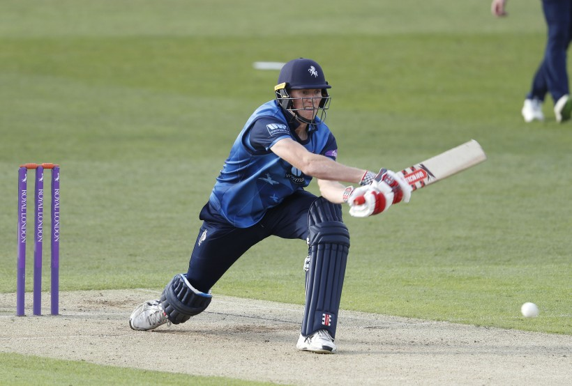 Crawley nominated for PCA Young Player of the Year