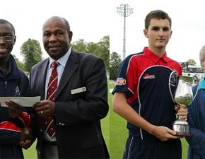 Kent Cricket Academy Awards 2011