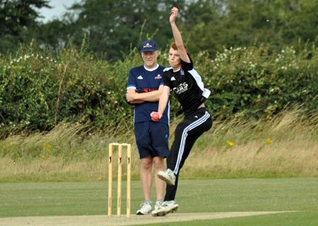 Area Cricket Programme