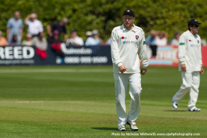 Adam Riley included in Kent LV= County Championship team to play Leicestershire