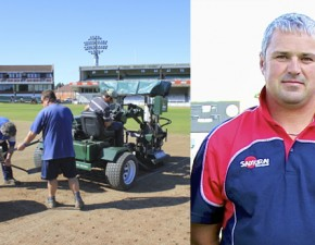 Kent Cricket's Head Groundsman, Andy Peirson features in the latest ECB podcast