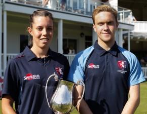 Kent Cricket Academy Awards 2012