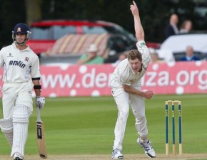 Kent have upper hand on Day One