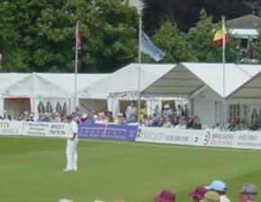 Canterbury Times supports Cricket Week