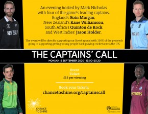 The Captains' Call!