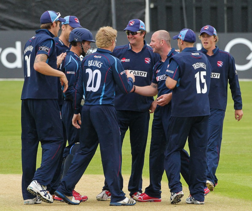 Kent name squad to face Sussex Sharks in Monday's CB40 at Arundel