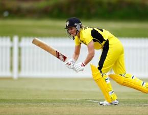 Edwards hits half-century for Western Fury in Women's T20 in Australia