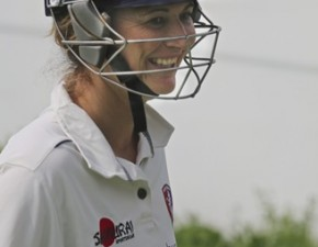 Charlotte Edwards nominated for LG ICC People's Choice Award