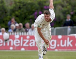 Kent bowlers dominate on day one