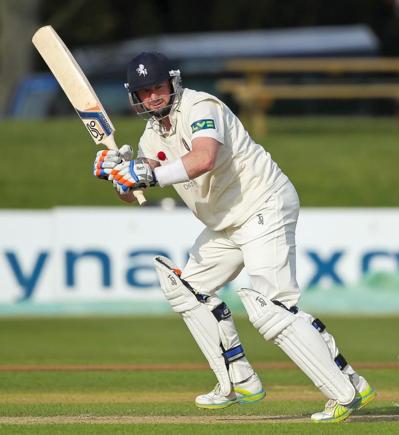 Stevens stars in Kent draw