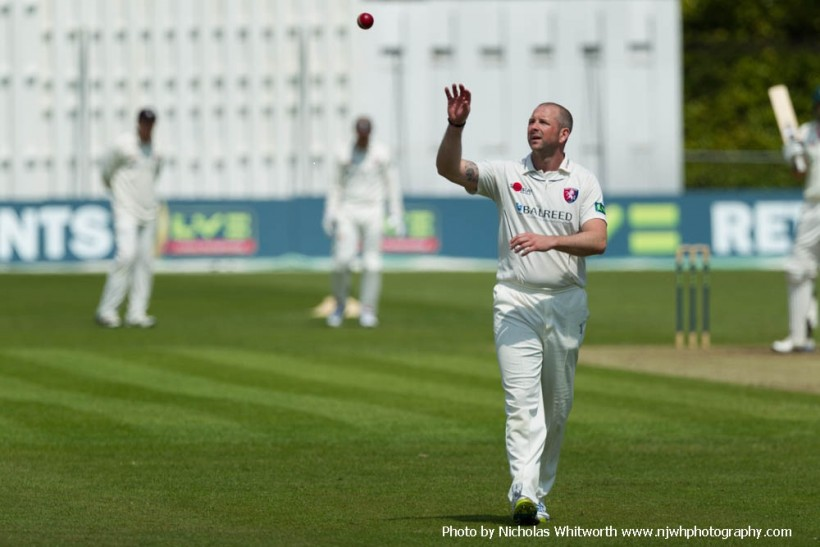 Kent beat Derbyshire by 10 wickets