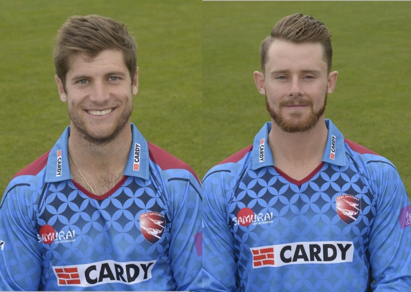 Dickson and Rouse century stand in 2nd XI win v CCC
