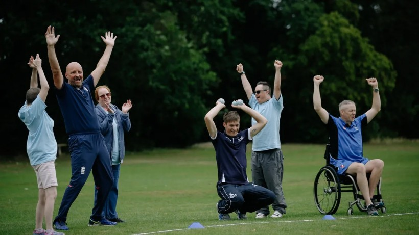 Disability Cricket Champion Clubs
