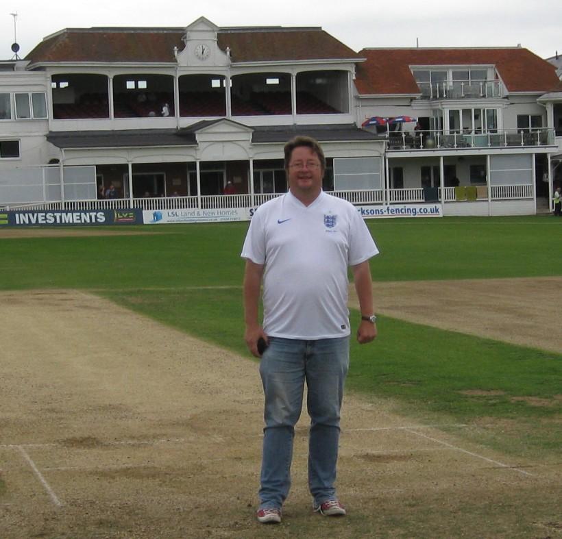 Eddie Allcorn looks ahead to Australia visit