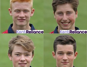 Academy quartet called up to national competitions