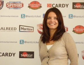 Emma Santer appointed Kent Cricket commercial director