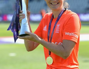 Charlotte Edwards joins Chance to Shine board
