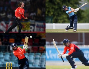 Kent quartet named in England Women's back-to-training group
