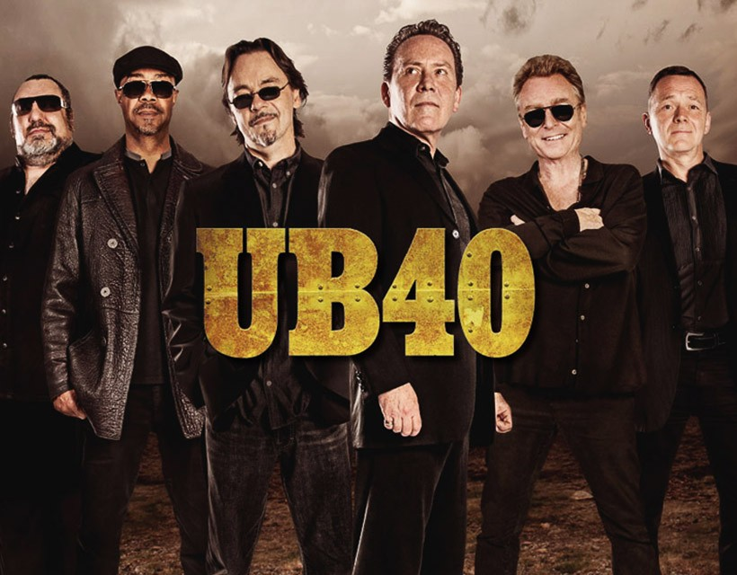 UB40, The Original Wailers and Level 42 live at The Spitfire Ground