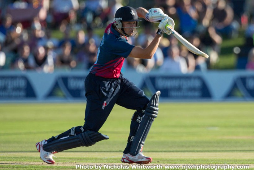 Kent name squad ahead of Oxford MCCU match at the Parks