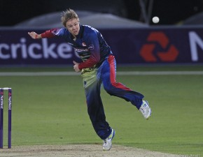 Cowdrey and Harmison hit 50s, Dickson smashes ton in 2nd XI wins