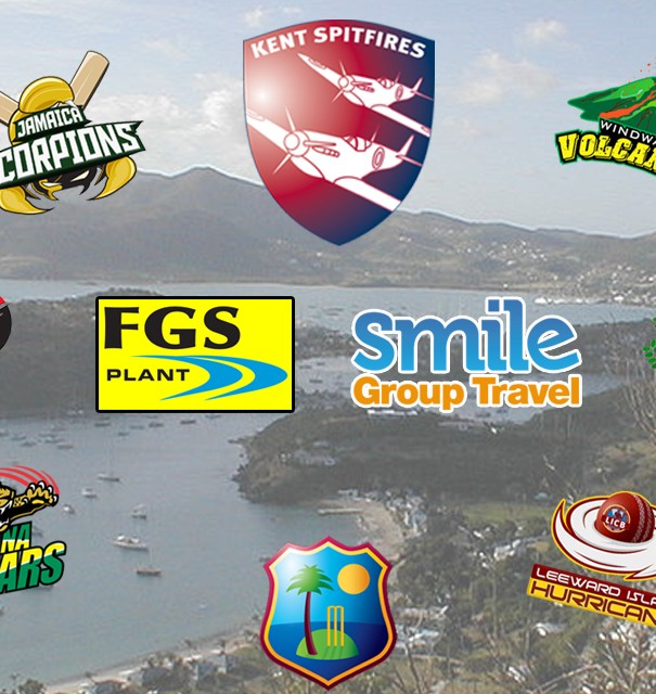 Join Kent in Antigua with Smile Group Travel