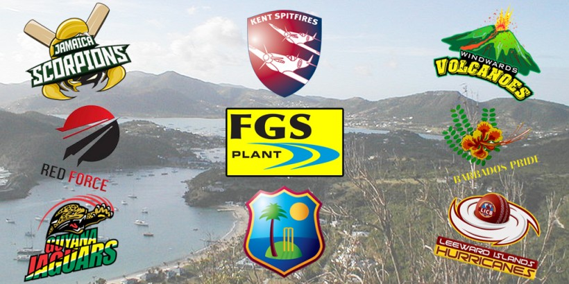 Kent to play in West Indies Super50 as part of FGS Plant Tour