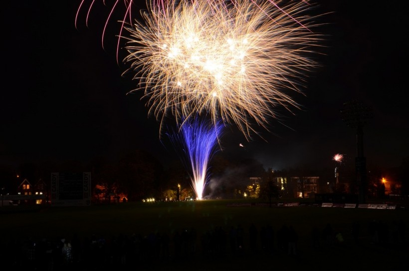 Spitfire Ground set to host another spectacular Fireworks Night