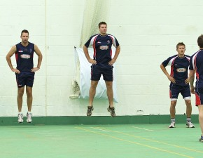 Players report for pre season fitness testing
