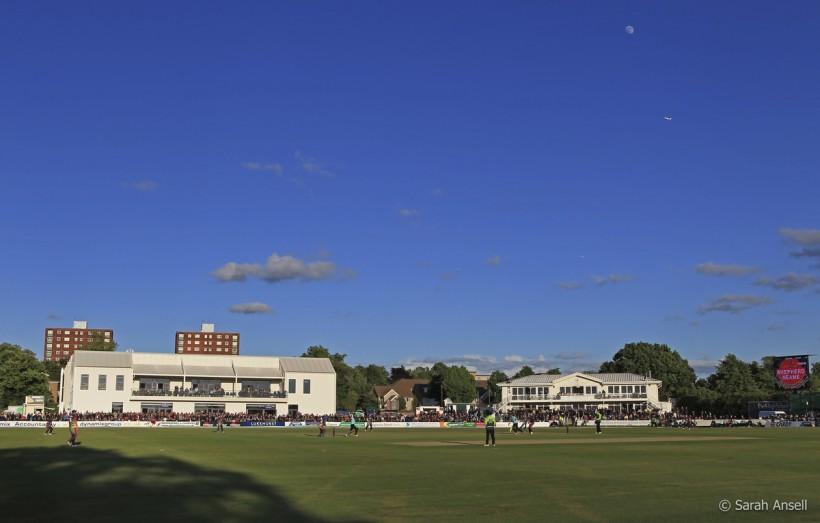 Kent Spitfires v Middlesex (Beckenham, Sun, 3pm)