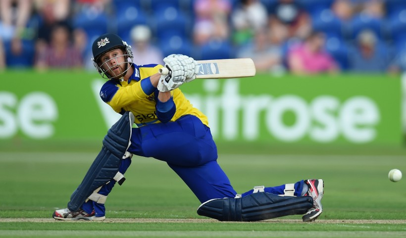 Kent sign wicketkeeper-batsman Adam Rouse