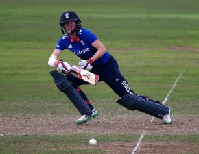 Lydia Greenway voted England Supporters' Player of Women's Ashes