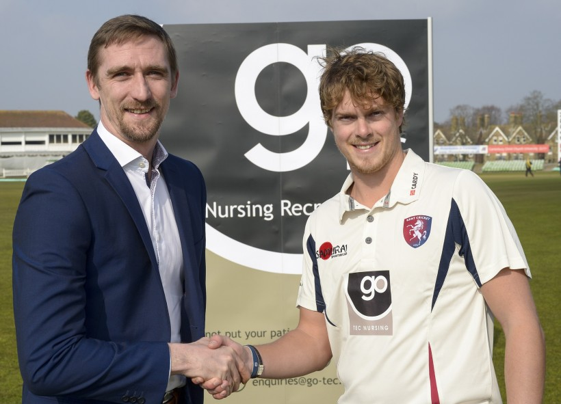 Go Tec sponsors Specsavers County Championship shirt