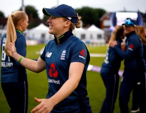 ECB and Counties reveal #HeathersPride to celebrate International Women's Day