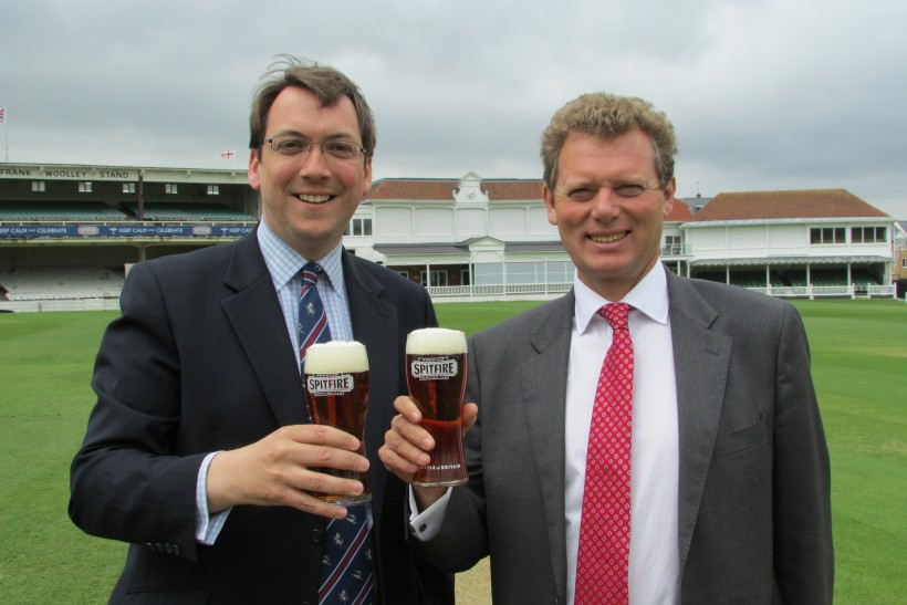 Kent Cricket Announces Ground Naming Partnership with Shepherd Neame