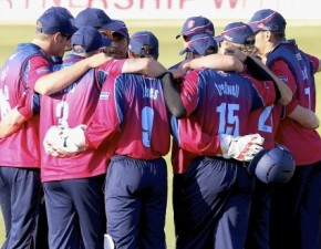 Spitfires Clash with Somerset Washed Out