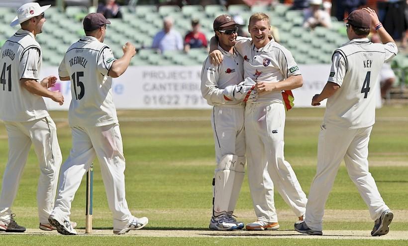 Kent Cricket Profile: Ashley Shaw