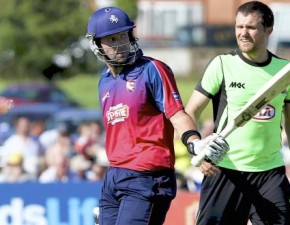 Kent Spitfires cruise to victory over Surrey Lions at Beckenham