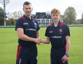 Isaac Dilkes joins Kent Cricket Academy for 2016/17
