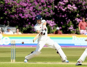 Kent v Leicestershire: Day Four Match Report