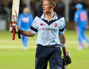Kent edged out by India in final over thriller