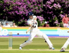 Kent draw match with Leicestershire